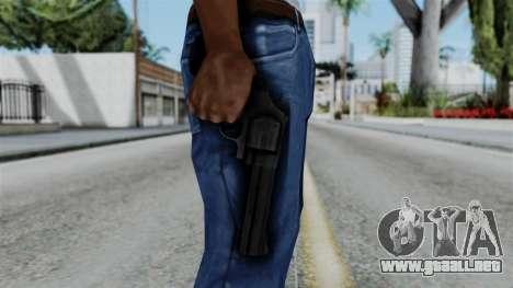 No More Room in Hell - Smith & Wesson 686 para GTA San Andreas tercera pantalla
