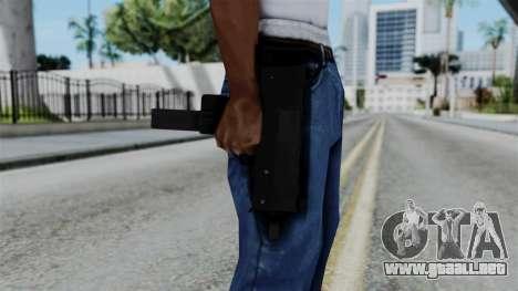 No More Room in Hell - MAC-10 para GTA San Andreas tercera pantalla