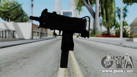No More Room in Hell - MAC-10 para GTA San Andreas