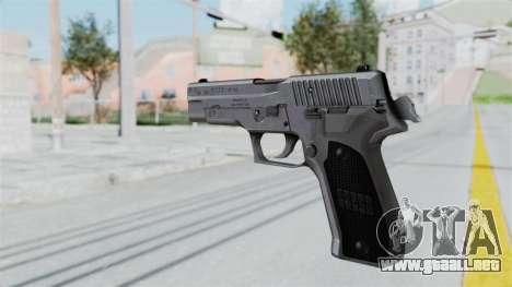 Sig Sauer P226 para GTA San Andreas segunda pantalla