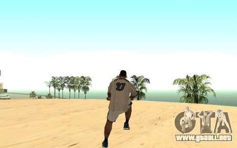 Invisibile BMX para GTA San Andreas sucesivamente de pantalla
