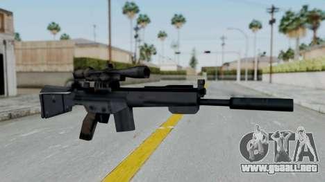 Vice City PSG-1 para GTA San Andreas
