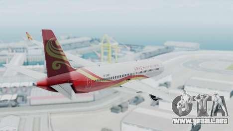 Comac C919 Hainan Airlines Livery para la visión correcta GTA San Andreas