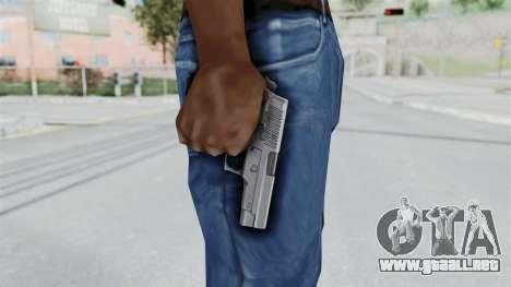 Sig Sauer P226 para GTA San Andreas tercera pantalla
