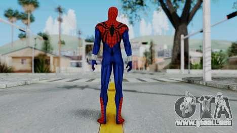 Spider-Man Ben Reilly para GTA San Andreas tercera pantalla