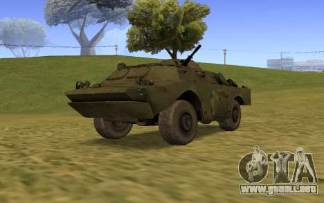 BRDM-2ЛД para GTA San Andreas