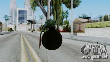 No More Room in Hell - Grenade para GTA San Andreas tercera pantalla
