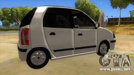 Hyundai Atos 2006 para la visión correcta GTA San Andreas