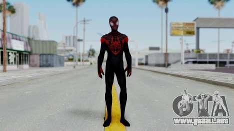 Marvel Future Fight Spider Man Miles v2 para GTA San Andreas segunda pantalla