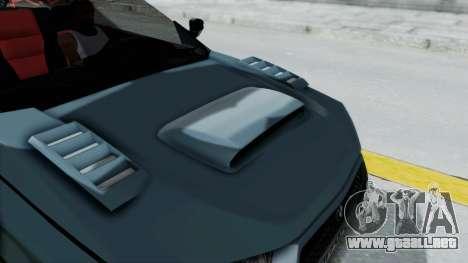 Ikco Dena Tuning para la visión correcta GTA San Andreas