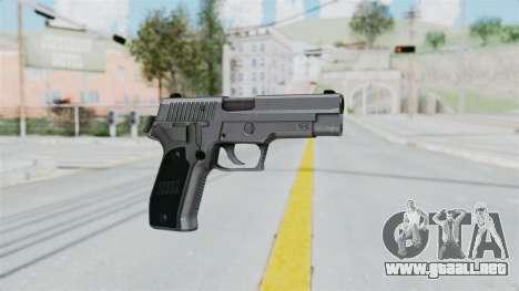 Sig Sauer P226 para GTA San Andreas