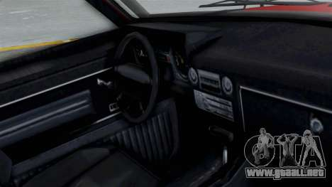 GTA 5 Karin Rebel 4x4 para la visión correcta GTA San Andreas