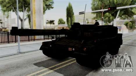Point Blank Black Panther Rusty IVF para GTA San Andreas