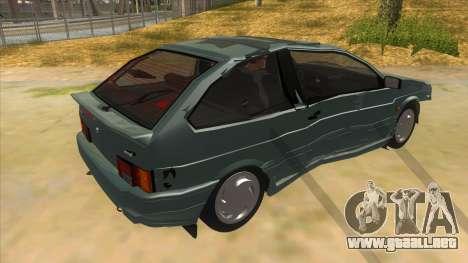 VAZ 2113 de la palanca de cambios para la visión correcta GTA San Andreas