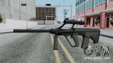 Vice City Beta Steyr Aug para GTA San Andreas