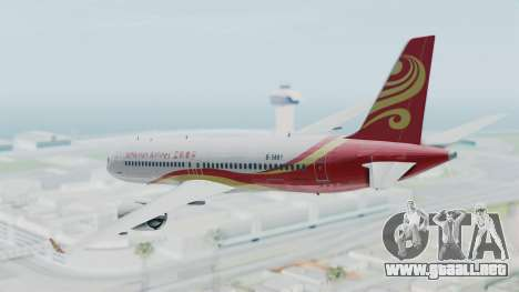 Comac C919 Hainan Airlines Livery para GTA San Andreas left