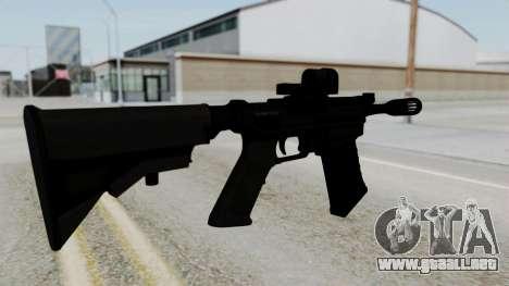 M24MASS para GTA San Andreas segunda pantalla