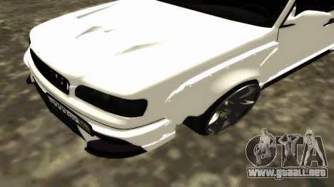 Nissan Cedric WideBody para la vista superior GTA San Andreas