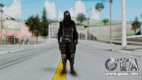 Garrett - Thief para GTA San Andreas segunda pantalla