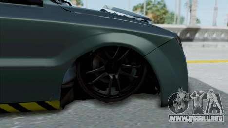 Ikco Dena Tuning para GTA San Andreas vista posterior izquierda
