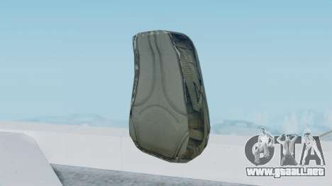 Arma 2 Czech Pouch Backpack para GTA San Andreas tercera pantalla