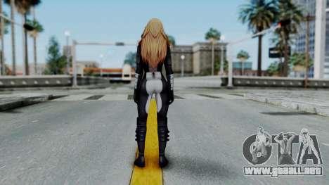 Marvel Future Fight - Mockingbird para GTA San Andreas tercera pantalla