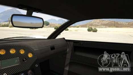 GTA 5 Star Wars Battlefront Jester Race Theme vista lateral trasera derecha