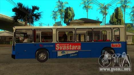 Ikarbus - Subotica trans para GTA San Andreas left