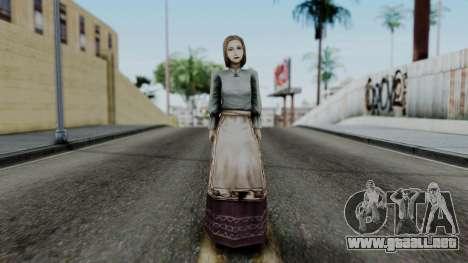 Girl Skin 6 para GTA San Andreas segunda pantalla