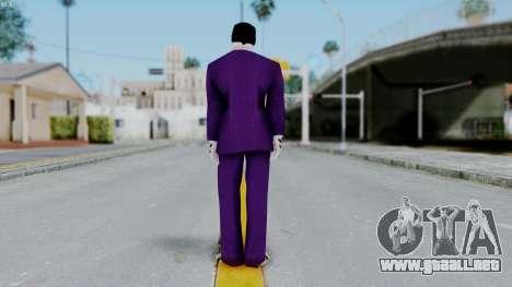 Bully Insanity Edition - MJ para GTA San Andreas tercera pantalla