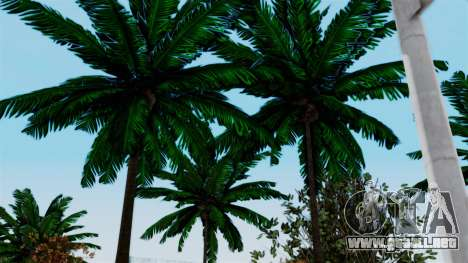 Vegetation Ultra HD para GTA San Andreas tercera pantalla