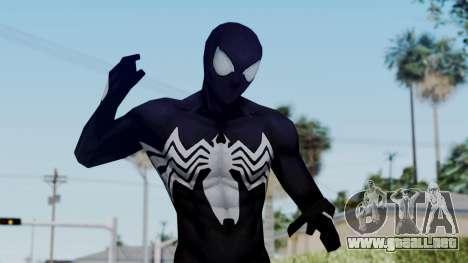Marvel Future Fight Spider Man Black v1 para GTA San Andreas
