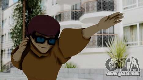 Scooby Doo Velma para GTA San Andreas