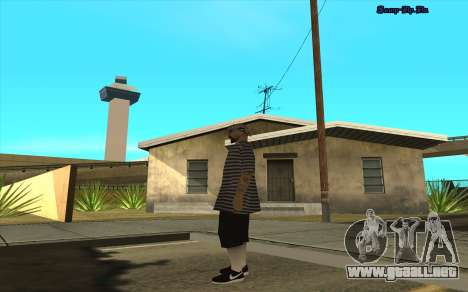 VLA3 para GTA San Andreas tercera pantalla