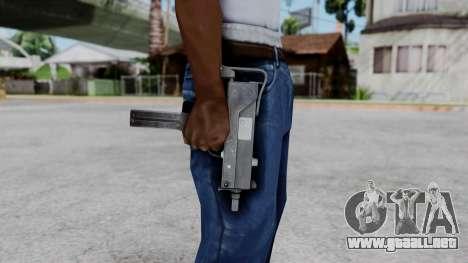 MAC-11 para GTA San Andreas tercera pantalla