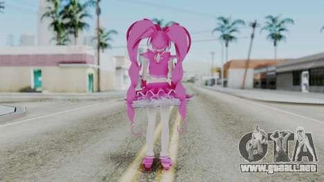 Sweet Precure Cure Melody para GTA San Andreas tercera pantalla