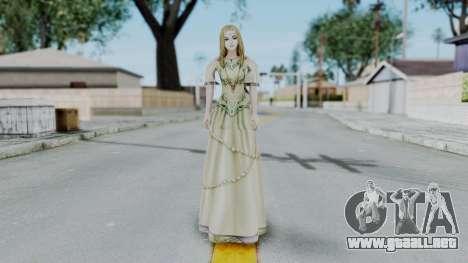 Girl Skin 2 para GTA San Andreas segunda pantalla
