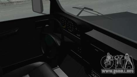 Aro 240 1996 para la visión correcta GTA San Andreas