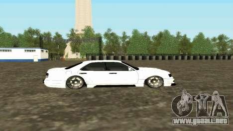 Nissan Cedric WideBody para visión interna GTA San Andreas