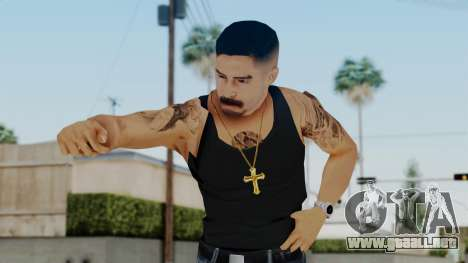 GTA 5 Mexican Goon 2 para GTA San Andreas