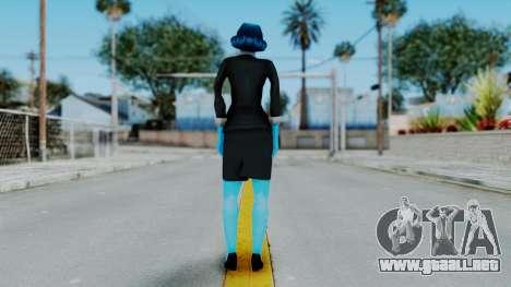 Bully Insanity Edition - Miss Danvers para GTA San Andreas tercera pantalla