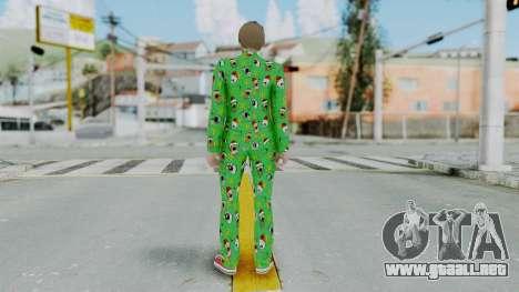 GTA Online DLC Festive Suprice 4 para GTA San Andreas tercera pantalla