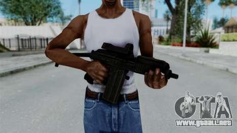 9A-91 Kobra para GTA San Andreas tercera pantalla