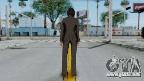 GTA 5 Karen Daniels IAA para GTA San Andreas tercera pantalla