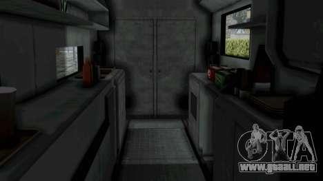 GTA 5 Tacovan para la visión correcta GTA San Andreas