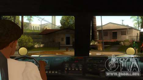 GTA V HVY Barracks Semi para visión interna GTA San Andreas
