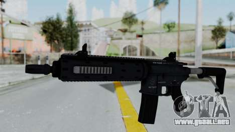 GTA 5 Carbine Rifle para GTA San Andreas