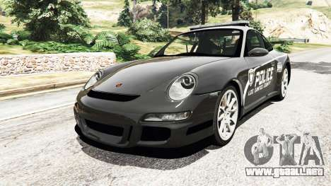 Porsche 911 GT3 RS Pursuit Edition