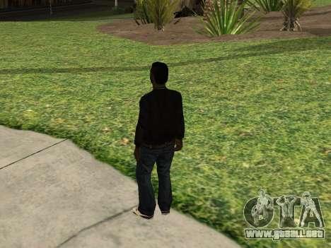 Black Madd Dogg (Thug life) para GTA San Andreas segunda pantalla
