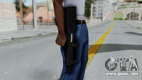 GTA 5 Assault SMG para GTA San Andreas